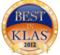 Best in KLAS 2012