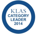KLAS Category Leader Logo 2014