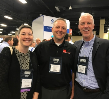NHA and St. Bernard's Healthcare at MUSE 2019